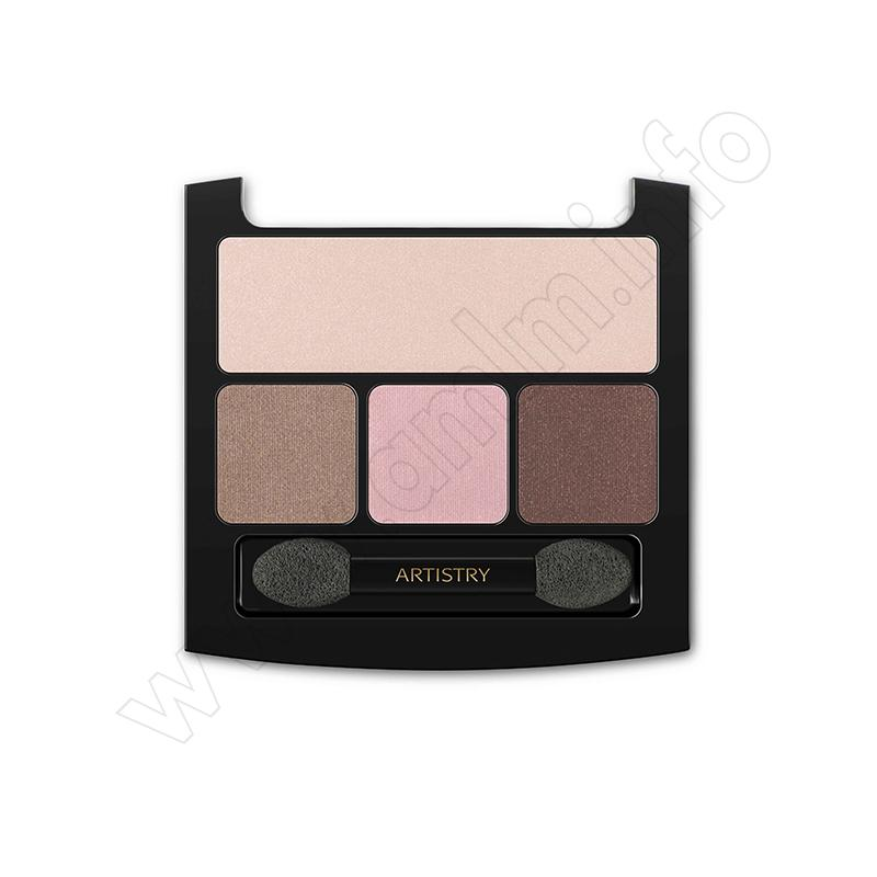 118396 Четырехцветная палетка теней для век ARTISTRY SIGNATURE COLOR™, оттенок PINK CHOCOLATE